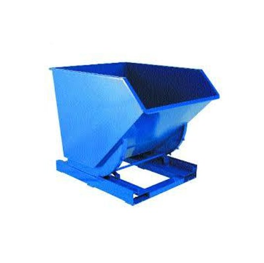 Contenedores para residuos Metálicos de 1000 litros con volcador frontal