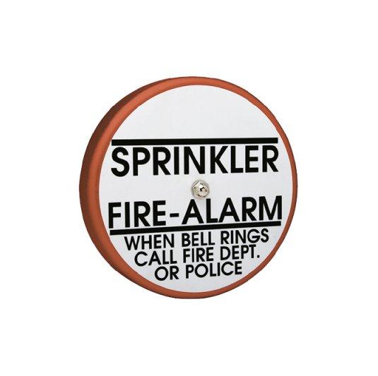 Alarma con Motor Hidráulico