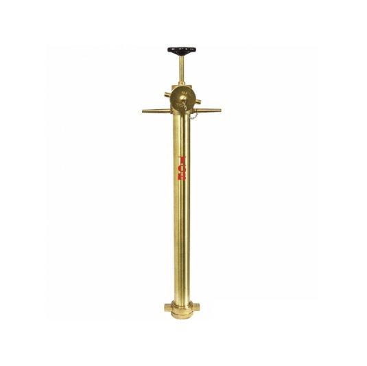 Columna para hidrante