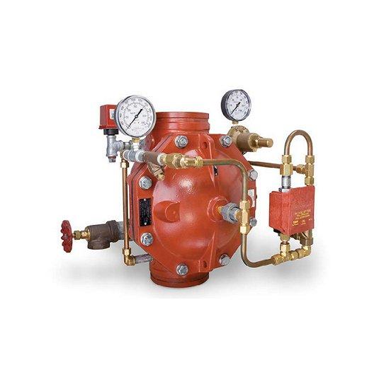 Sistema de Diluvio Kit con Actuador Eléctrico / Hidráulico / Neumático