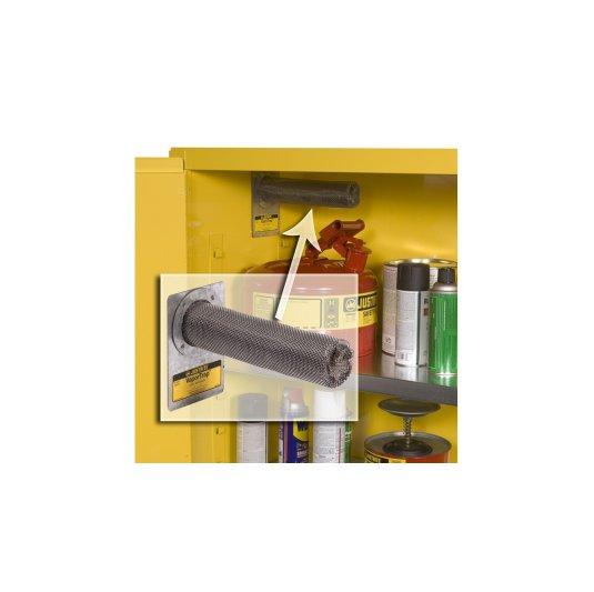 Filtro vapores 29916 orgánicos para gabinete JUSTRITE