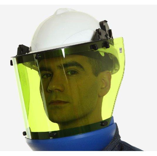 Protector facial arco eléctrico LIBUS