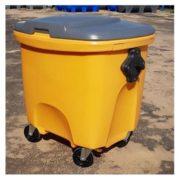 Contenedores para residuos CB – 1000L – RM cuatro ruedas 1100 litros