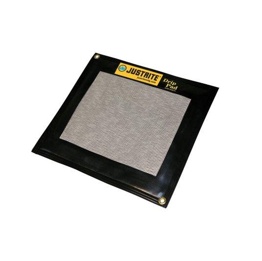 Pads absorbentes para goteos Justrite DRIP PAD derrames de grasas o aceites.