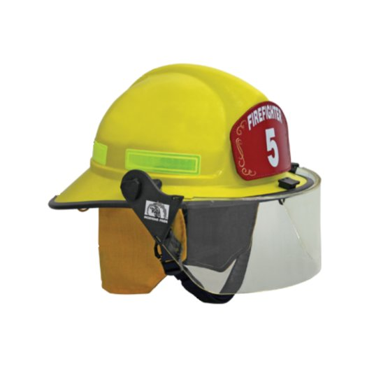 Casco para Bomberos Morning Pride Lite Force Honeywell