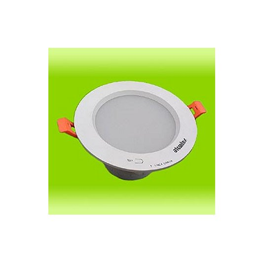 Panel 18 W Led 220 V + Luz emergencia Led 2060LED