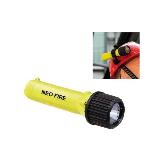Linternas antiexplosivas Helmet NEO FIRE