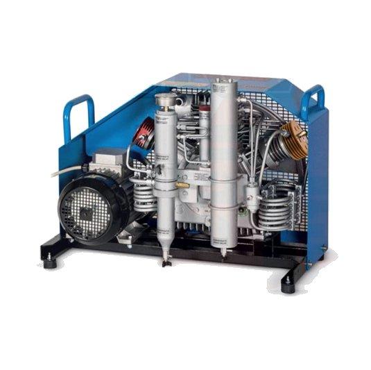 Compresor de aire para cargas duales
