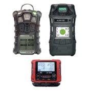 Detectores de gases de mano y personales