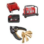 Varios Repuestos Accesorios para herramientas de rescate vehicular