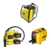 Varios Motores para herramientas de rescate vehicular