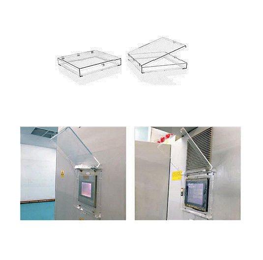 Bloqueadores paneles eléctricos