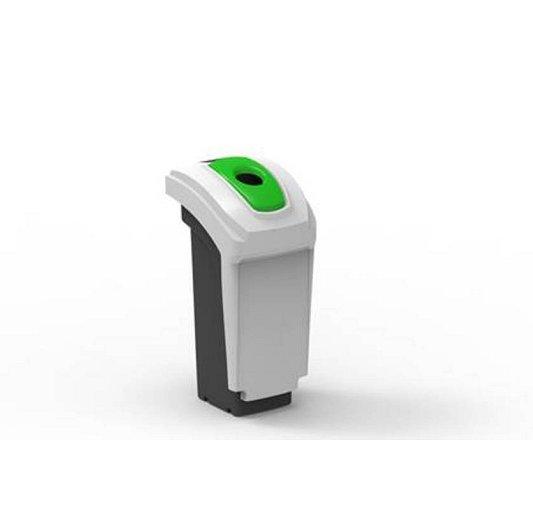 Contenedor de reciclado de 55 litros