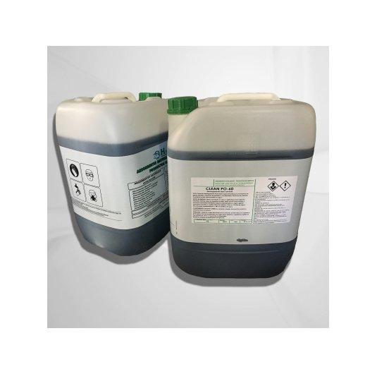 Desengrasante base solvente CLEAN PO-60