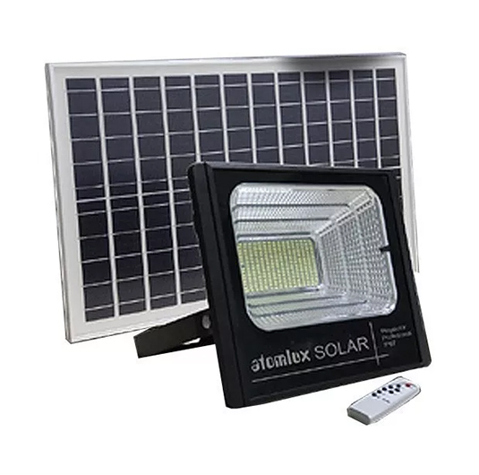 Luminarias Solar 180W LED SOLARES a LED ATOMLUX