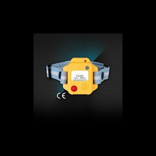 Detector de tensión personal P-ALERT