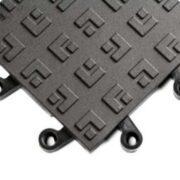 ErgoDeck 566 Baldosa encastrable patrón cerrado Pisos ergonómicos Wearwell