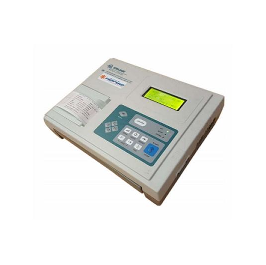 Electrocardiógrafos 1 canal std Electrocardiógrafos digitales standard