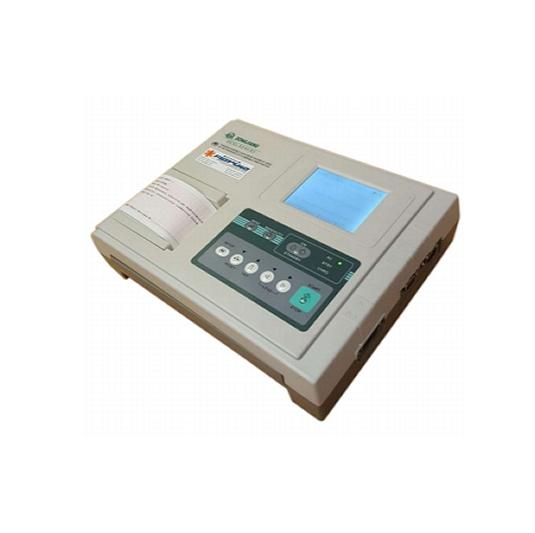 Electrocardiógrafos 3 can + ondas con análisis Electrocardiógrafos 3 digitales 3 canales