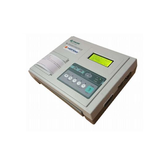 Electrocardiógrafos 3 canales con análisis Electrocardiógrafos digitales