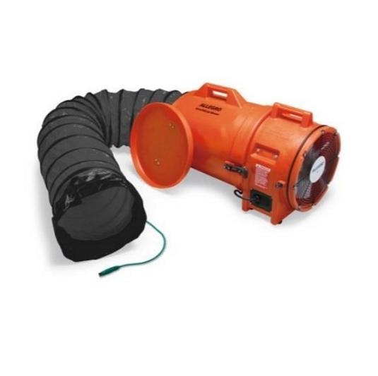 Equipos sopladores 1/3 HP antiexplosivos para ventilar espacios confinados