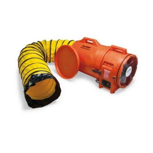 Equipos sopladores 1 HP para ventilar espacios confinados