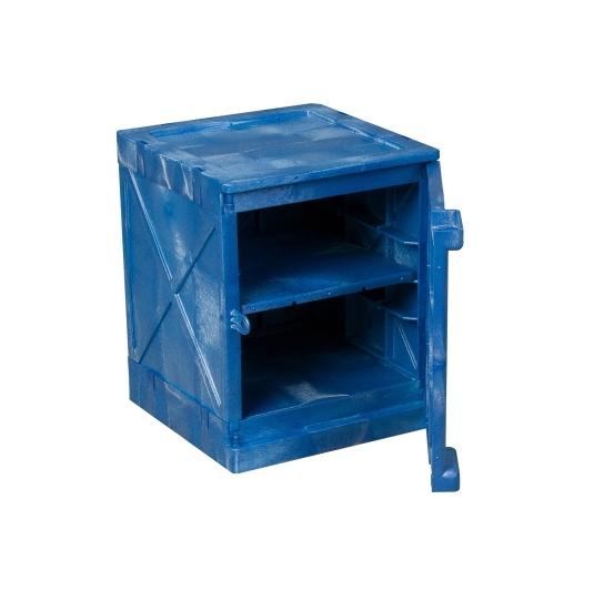 Gabinete 4 gal Corrosivos Plástico ensamblable Eagle M04CRA
