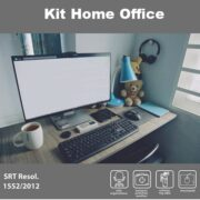 Kit Home Office Teletrabajo SRT 1552