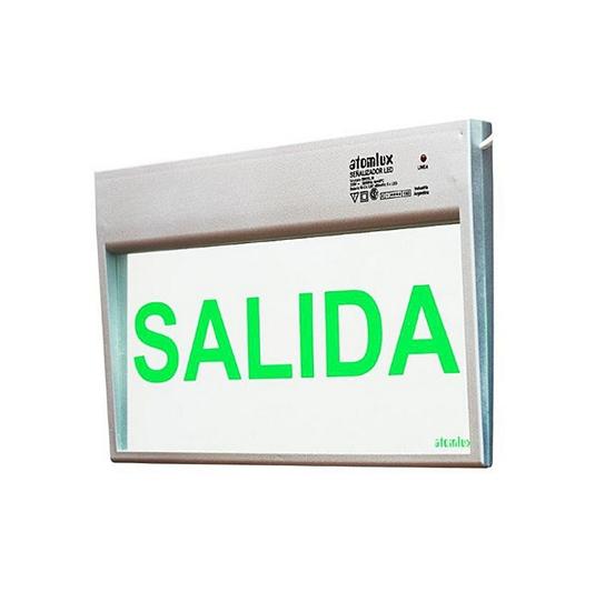 SEÑALIZADOR DE SALIDA LED