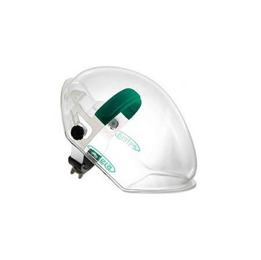 Protector facial ESFERA de acrílico